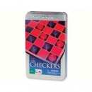 Checkers Tin