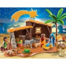 PLAYMOBIL ® Nativity Stable with Manger Playset