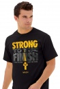 Strong To The Finish Shirt, Black Large