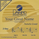 Your Great Name