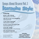 Karaoke Style: Songs About Heaven, Vol. 3