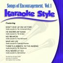 Karaoke Style: Songs of Encouragement, Vol. 1