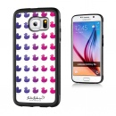"""Galaxy S6 Cell Phone Cover – DUCKIES by Sadie Robertson """"Live Original"""""""