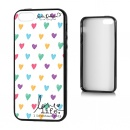 "iPhone 5/5s Cell Phone Cover – LOVE LIFE by Sadie Robertson ""Live Original"""