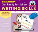 Get Ready for School: Writing Skills (Spiral Bound)