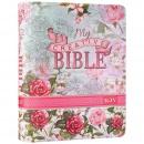 KJV My Creative Bible Silky Floral