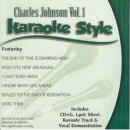 Karaoke Style: Charles Johnson, Vol. 1