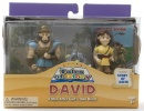 David & Goliath Play Set