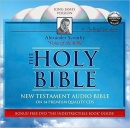 KJV New Testament Audio Bible (Zipper Case)
