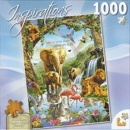 Jungle Lake 1000 Piece Puzzle