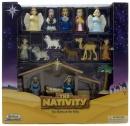 Nativity Play Set (17 Piece Set)