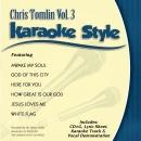 Karaoke Style: Chris Tomlin  Vol. 3